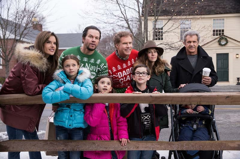 Daddy's Home 2 Review – Juvenile comedy with few laughs 8
