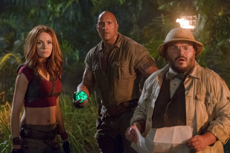 Jumanji: Welcome to the Jungle review - The best movie surprise of 2017 9