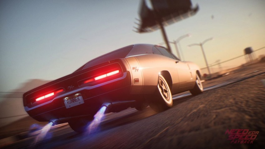 Need For Speed Payback Has Five Derelict Cars Waiting To Be