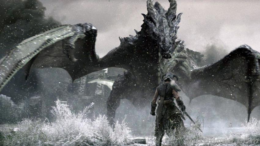 skyrim-powerup-dragon