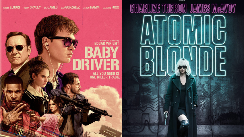 December DVDs - Your gift is stylish, superbly soundtracked action 2