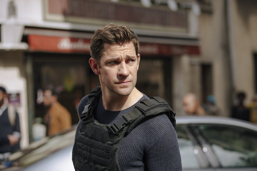 Amazon's Jack Ryan TV series gets a Super Bowl trailer full of action and presidents 2