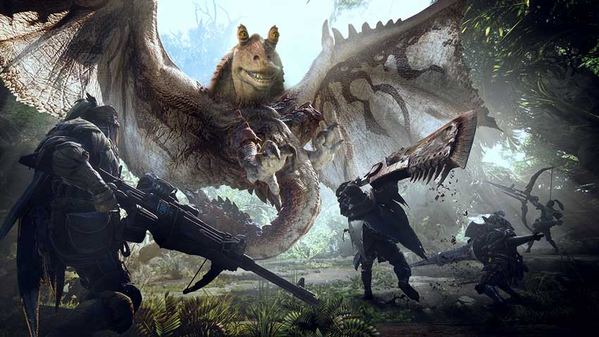 Why Monster Hunter World isn't coming to Nintendo Switch 3