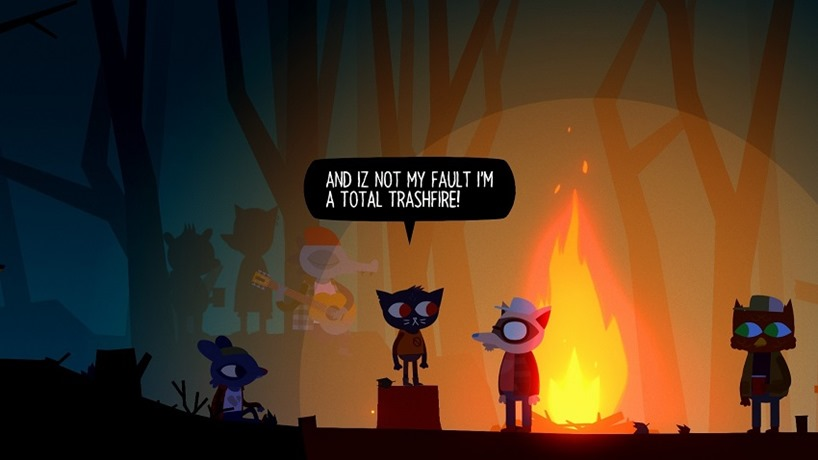 Night in the woods Switch release date revealed 2
