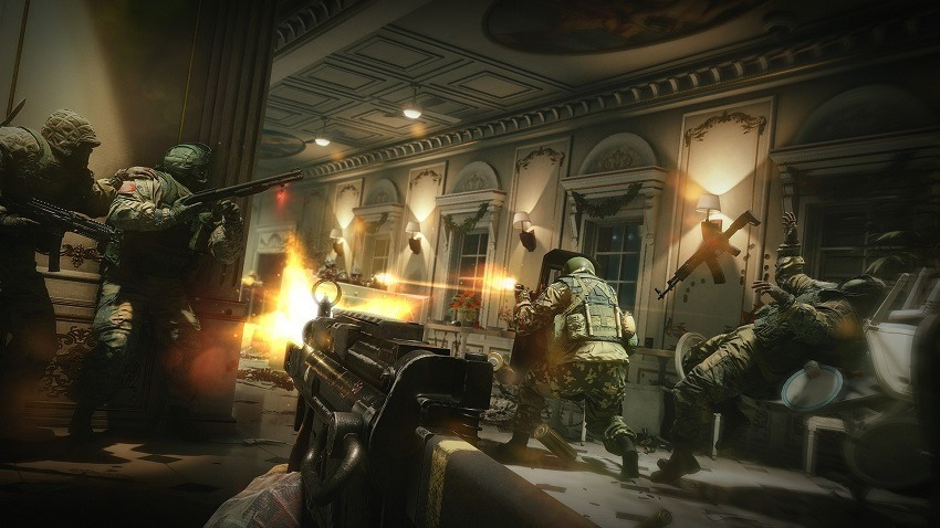 Rainbow Six Siege getting console upgrades for PS4 Pro and Xbox One X