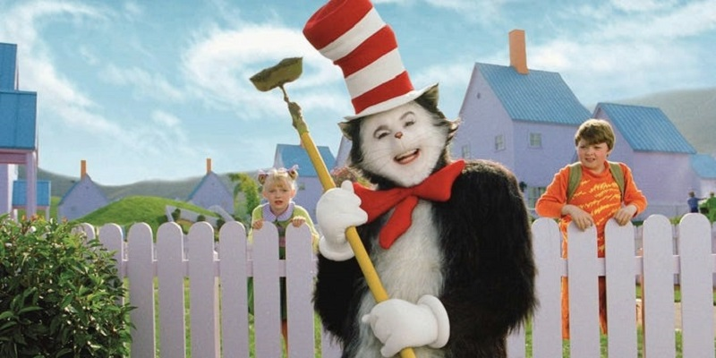 Warner Bros looking to develop an animated The Cat in the Hat movie 4