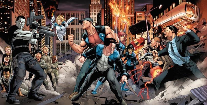 Valiant Comics (4)