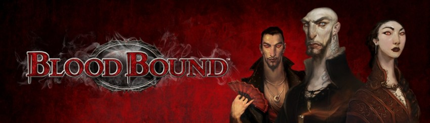 Join the battle of the vampire clans in Blood Bound 5