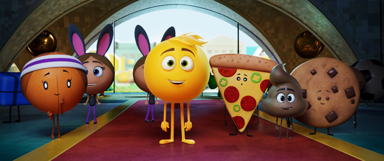 The Emoji Movie (DVD) review – Technically not terrible, but soulless and lazy 4