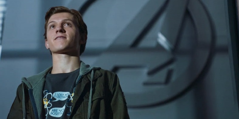 Rumour: Tom Holland could be appearing in Sony's Venom movie 4