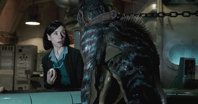 The Shape of Water Review - Visual and symphonic poetry 6