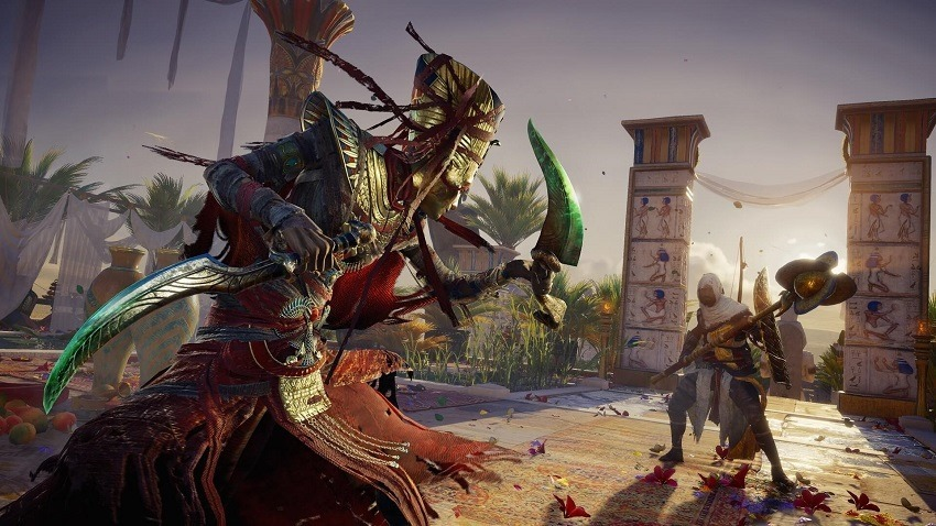 Assassin's Creed Origins Curse of the Pharaohs delayed