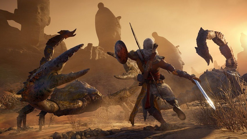 Assassin's Creed origins new Game out now