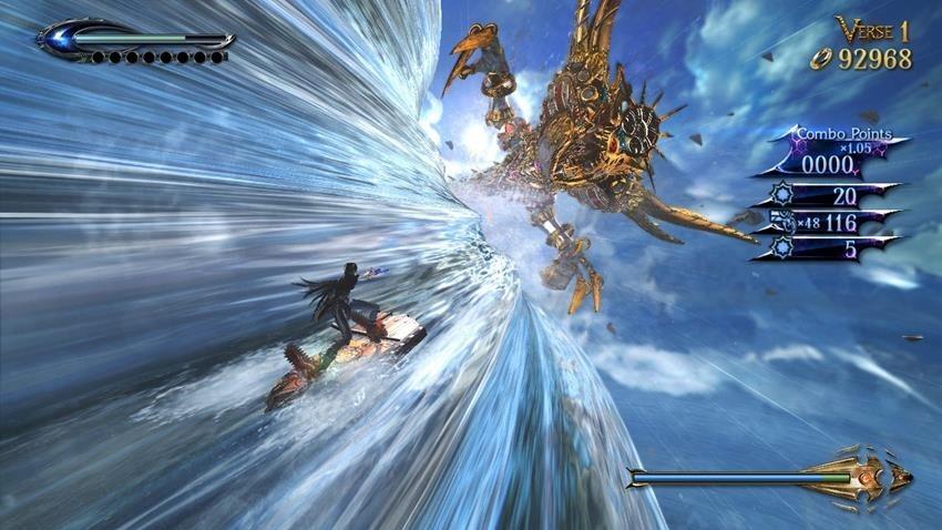 Bayonetta 2 Switch review 5
