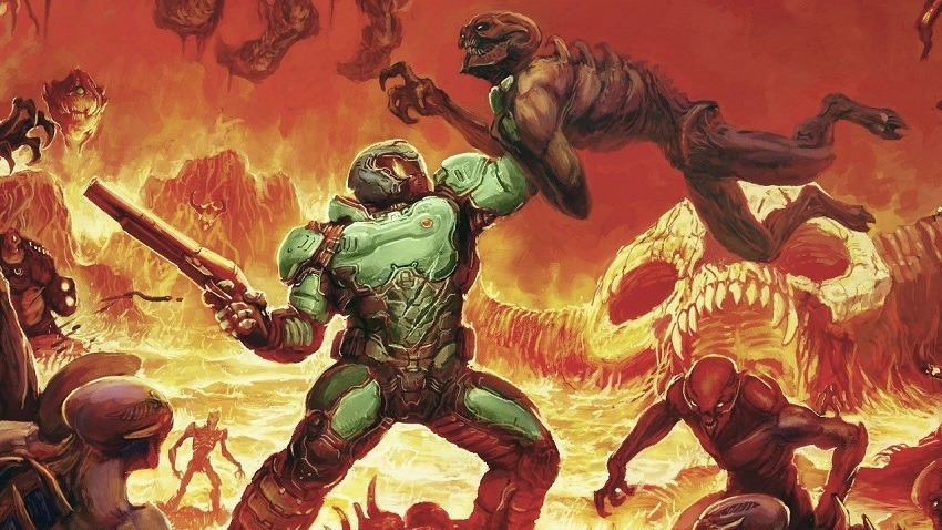 DOOM gets motion controls on Switch 2