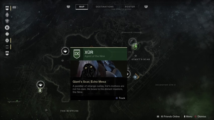 Destiny 2: Where is Xur (and whats he got for sale?) – 09 February 5