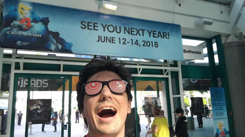 E3 Winner for most punchable face