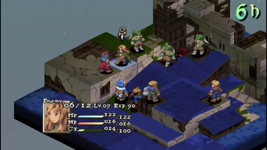 Final Fantasy spin-offs (1)