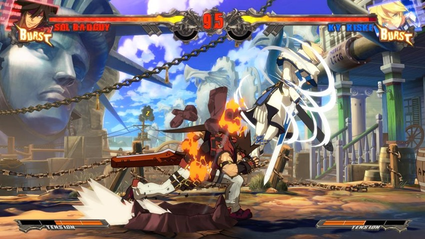 Guilty Gear (2)