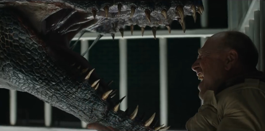 This Super Bowl trailer for Jurassic World: Fallen Kingdom shows off a scary future 3