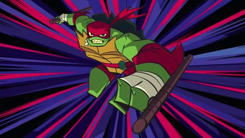 Rise of the Teenage Mutant Ninja Turtles (3)