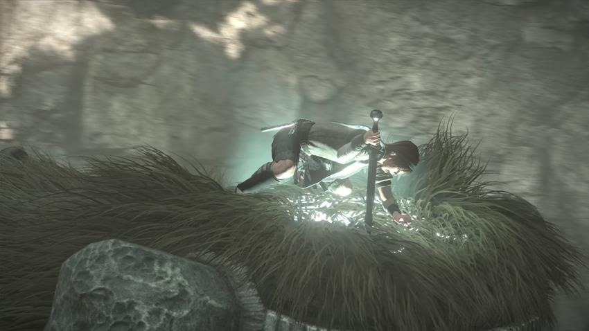 Shadow of the Colossus reminds us that climbing should be purposeful 1