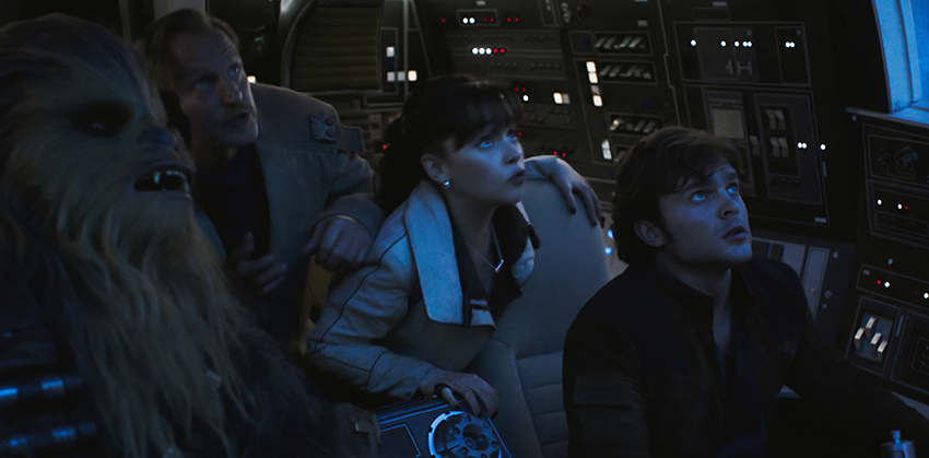 The team's thoughts on Solo: A Stars Story 8