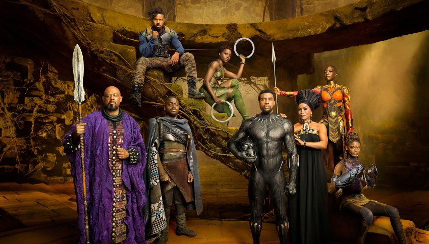 Black Panther Review - A brilliant, landmark superhero film that embraces its blackness 8
