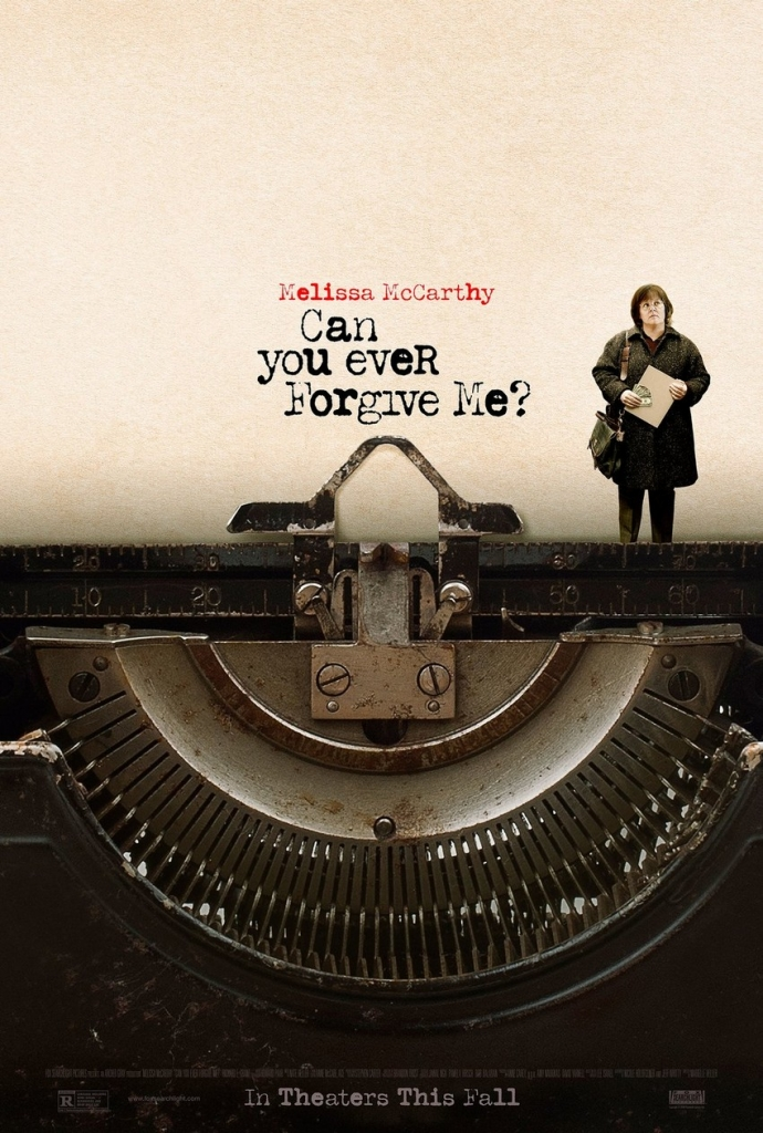 Melissa McCarthy brings to life a real-life forger in true-story drama Can You Ever Forgive Me? 6