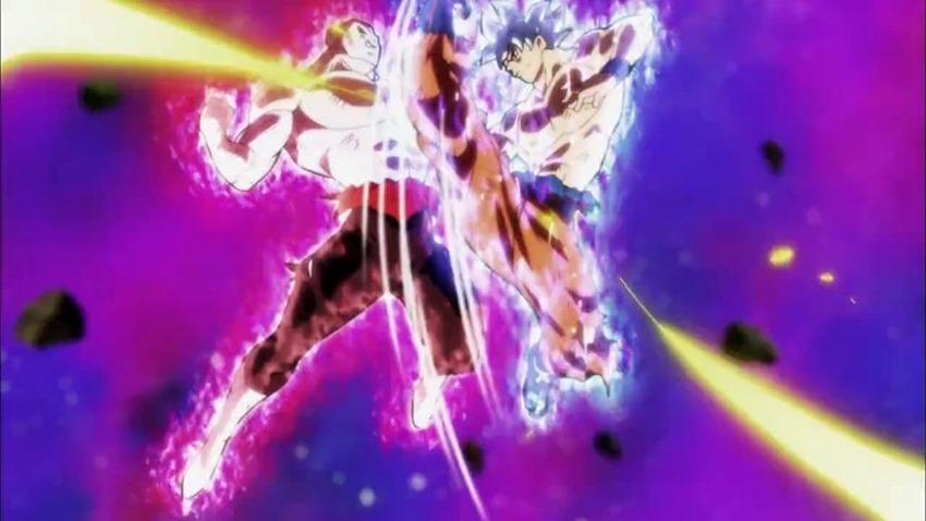 Dragon Ball Super Goku vs Jiren (11)
