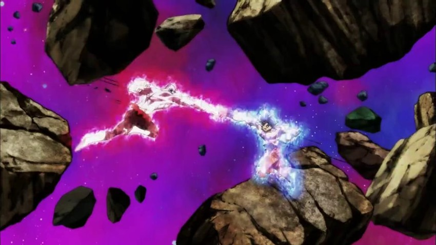 Dragon Ball Super Goku vs Jiren (16)