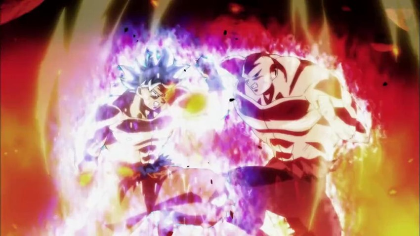Dragon Ball Super Goku vs Jiren (3)