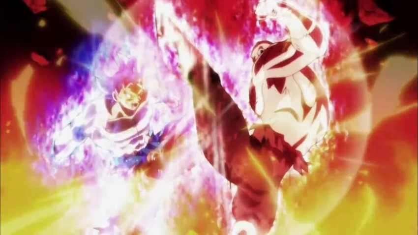 Dragon Ball Super Goku vs Jiren (4)
