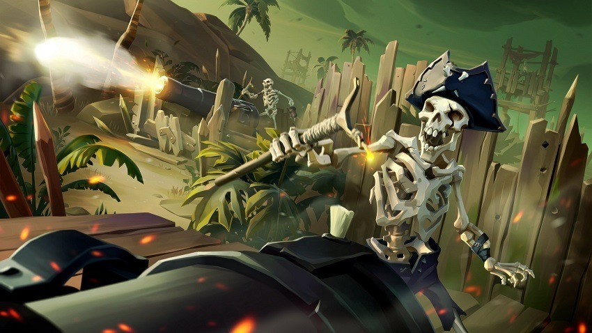 Games Pass isn't stealing away traditional sales, says Sea of Thieves