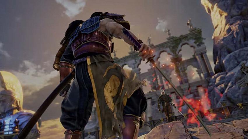 Geralt-Soulcalibur