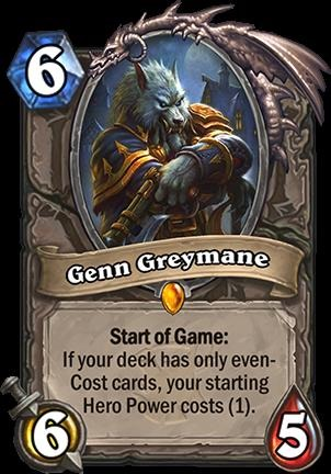 Hearthstone Witchwood (2)