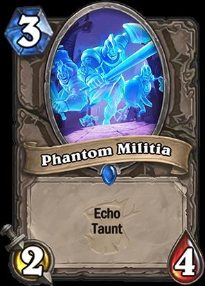 Hearthstone Witchwood (3)