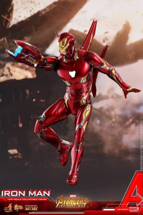Iron Man Mark 50 (1)