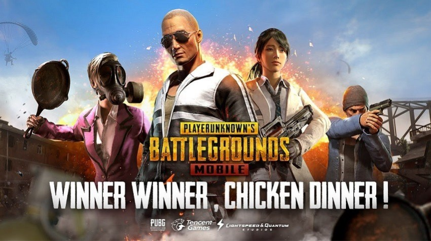 PUBG launches on iOS and Android in the west