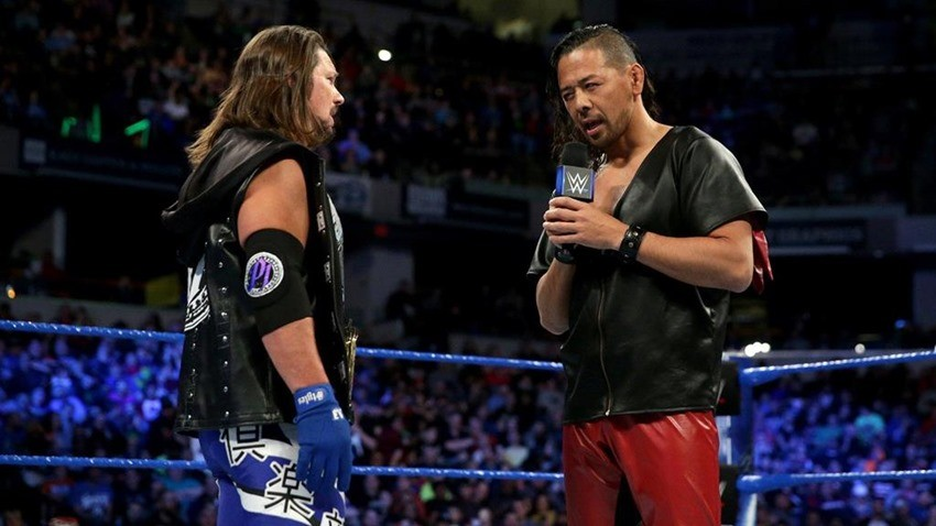 Smackdown LIVE March 13 (2)
