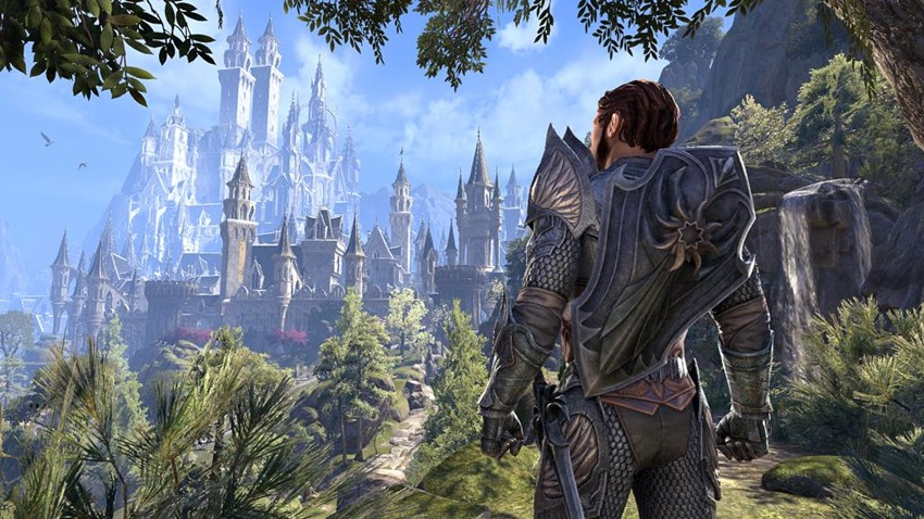 The Elder Scrolls online (1)
