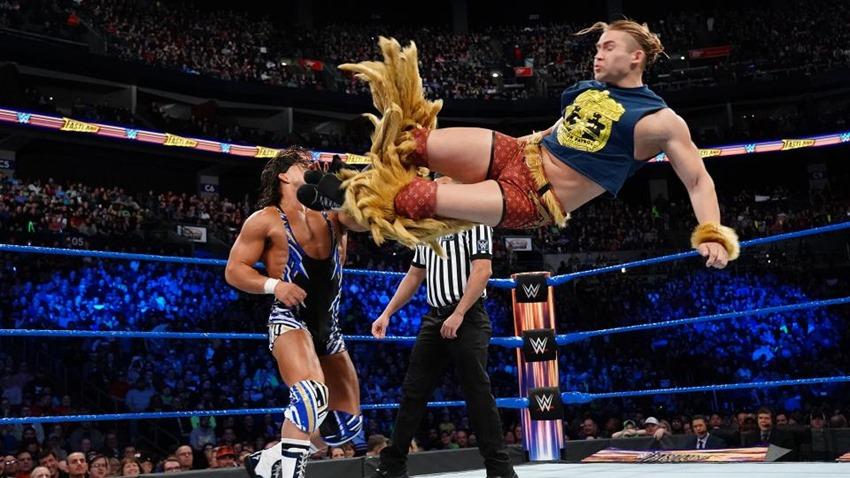 WWE Fastlane 2018 (2)