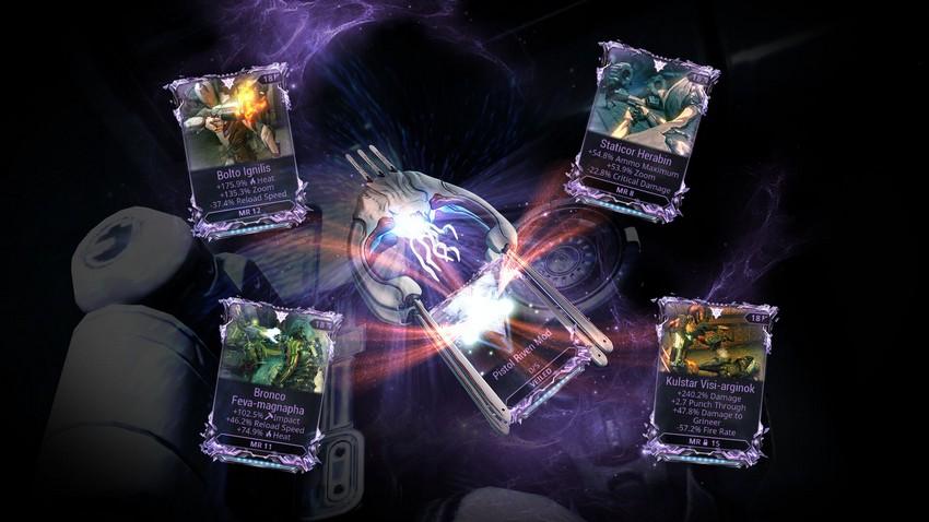 Warframe's huge Shrine of the Eidolon update hitting PS4 and XB1 tomorrow 5