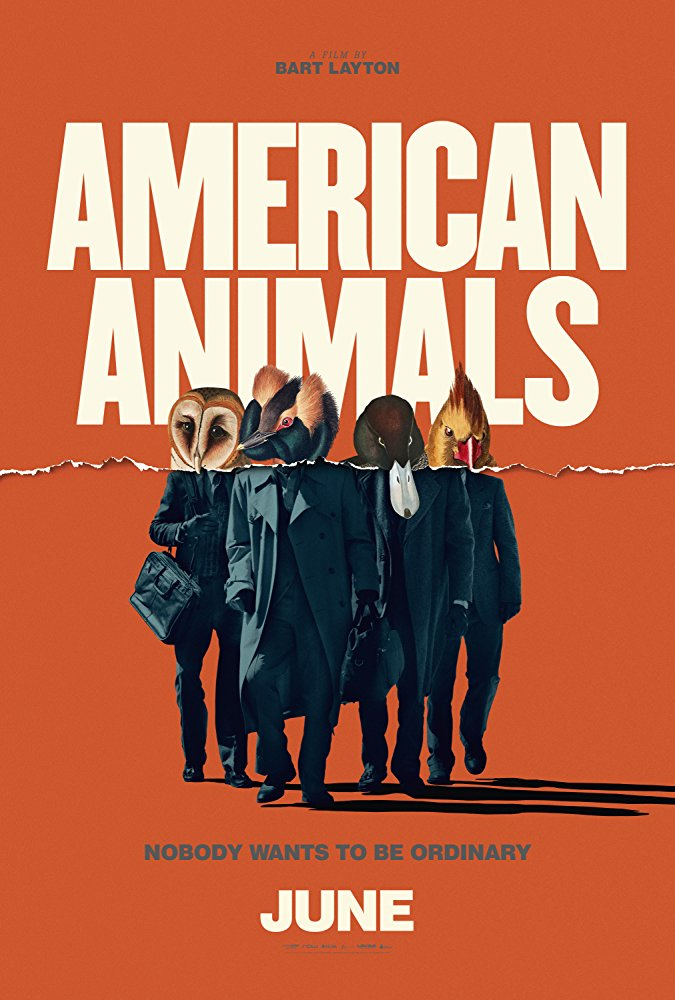 Four students attempt a brazen heist in the true story crime drama American Animals 4