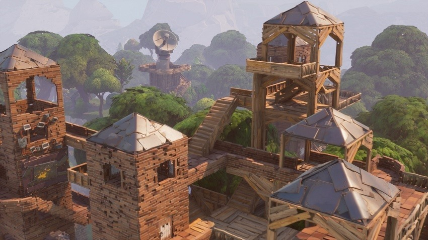 Fortnite introducing forts in a grenade soon 2