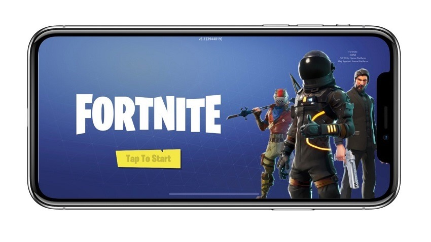Fortnite now live for everyone on iOS 2