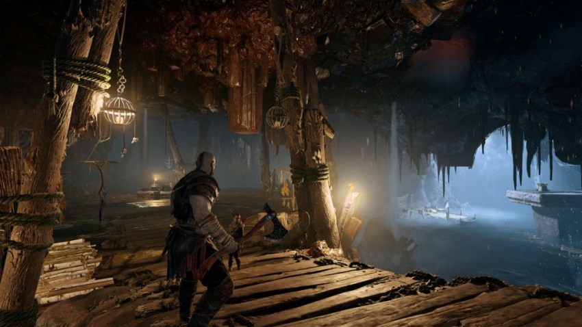 God of War review-in-progress - A strong start laden with compassion and combat 18