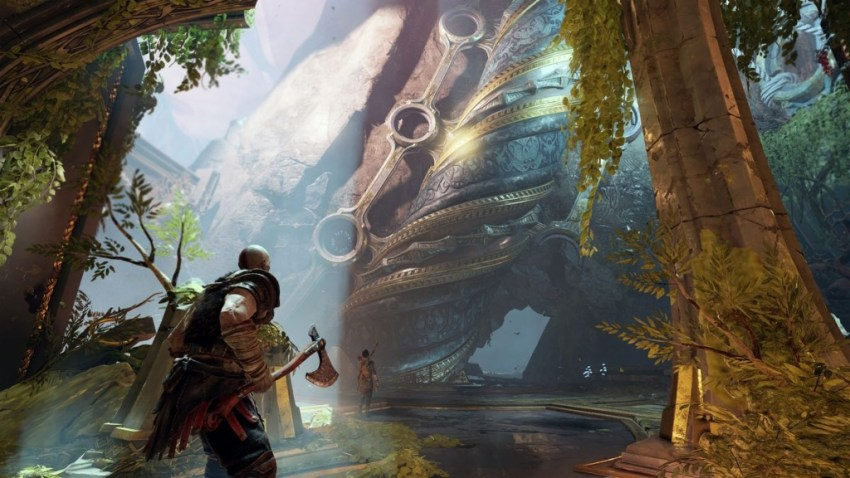 God of War review-in-progress - A strong start laden with compassion and combat 14