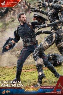 Hot Toys IW Captain America (12)