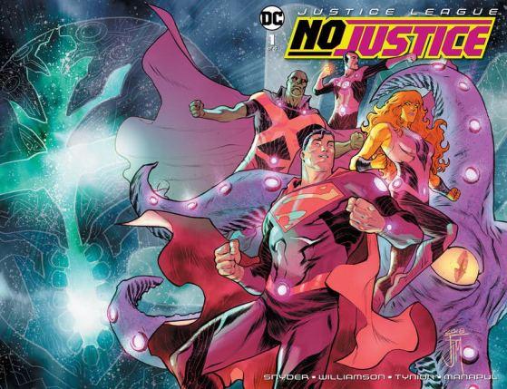 Justice League no justice (1)